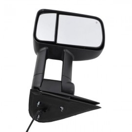 Towing Mirrors for 99-02 Chevy Silverado1500 2500 Sierra GMC Pickup Power Heated