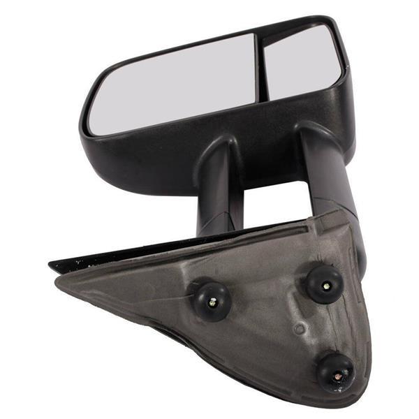 For 1999-2006 Chevy Silverado GMC Sierra Manual Telescoping Towing Side Mirrors