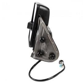 For 2007 GMC Sierra Classic Power Heated Smoke LED Signal Tow Mirrors LH RH