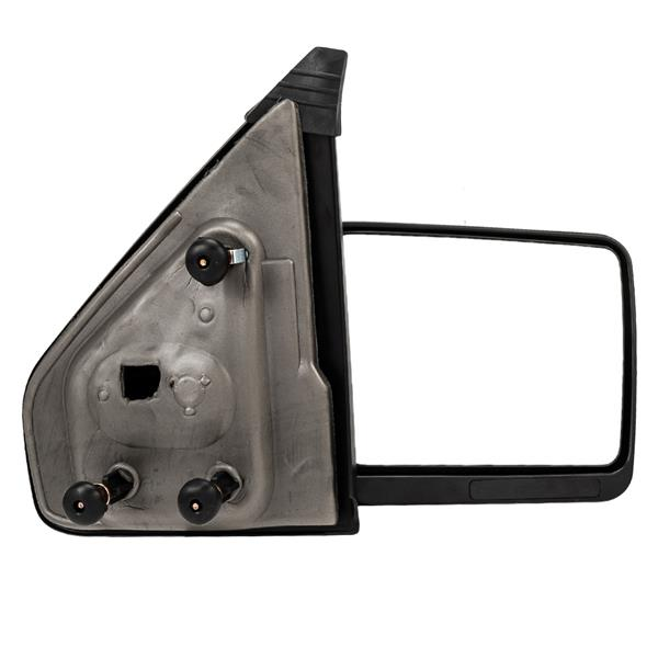 For 2004-2014 F150 Pickup Textured Manual Mirror Passenger Side Replacement