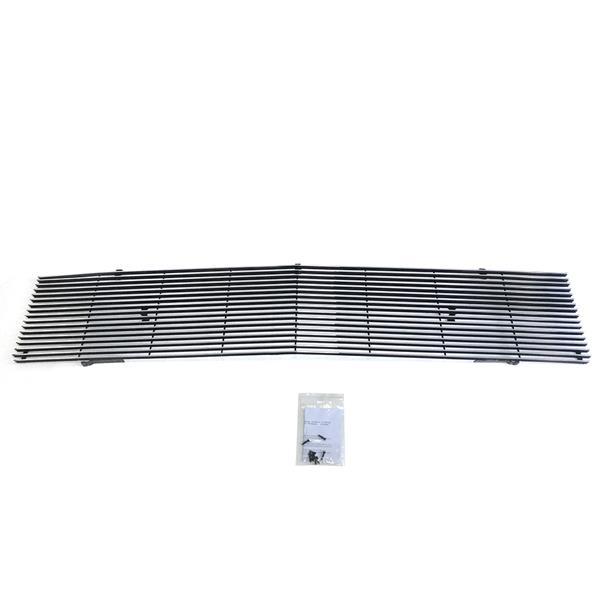 4mm Horizontal Cutout Billet Grille for 81-87 Chevrolet Van Suburban C10 C20 K10 K20 K5 Blazer, 81-87 Chevrolet/GMC VanduraC1500 C2500 C3500 K1500K2500 K350 Jimmy