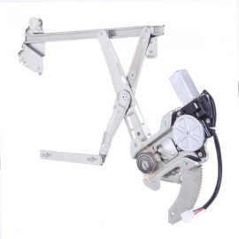 Front Right Power Window Regulator with Motor for 03-08 Subaru Forester