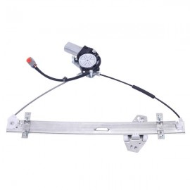 Front Right Power Window Regulator with Motor for 03-08 Honda Pilot