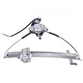Front Left Power Window Regulator with Motor for 99-03 Mazda Protege /02-03 Mazda Protege5
