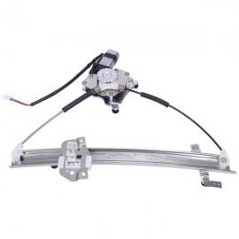 Front Left Power Window Regulator with Motor for 99-03 Mazda Protege /02-03 Mazda Protege5
