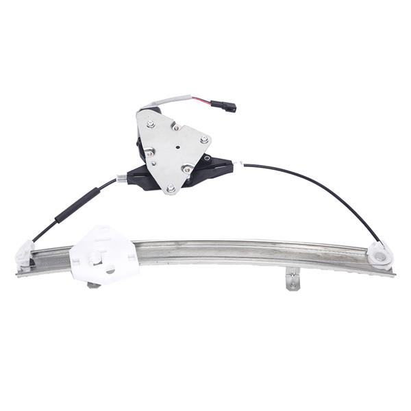 Front Left Power Window Regulator with Motor for 95-00 Ford Contour/Mercury Mystique