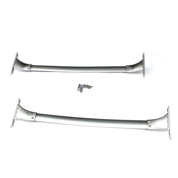 2pcs Aluminum Roof Racks for 2014-2019 NISSAN ROGUE