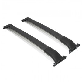 2pcs Professional Portable Roof Racks for Honda Odyssey Van 11-17