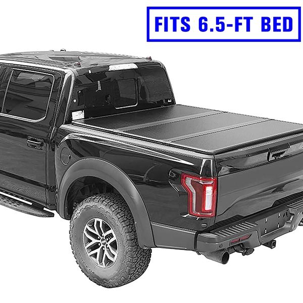 2007-2014 Chevrolet Silverado/GMC Sierra 1500/2500HD/3500HD New Body 6.5' bed