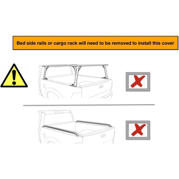 2015-2020 Chevrolet Colorado Crew Short   5' Bed