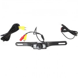 E322 Type Color CMOS Car Rear View Camera