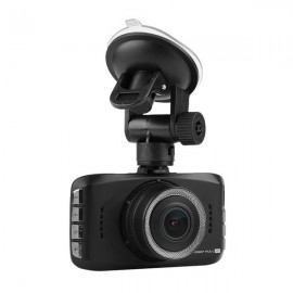 3 Inch HD 1080P Car DVR Dual Lens Rearview Camera ..
