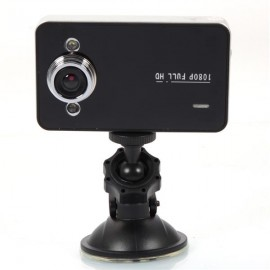 K6000 2.0-Inch 2-LED Wide-angle Lens Car Recorder ..